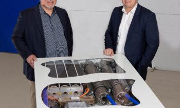 蓝界科技与瑞典公司阿法拉伐(Alfa Laval)在碳中和甲醇重整燃料电池船用系统项目上达成合作