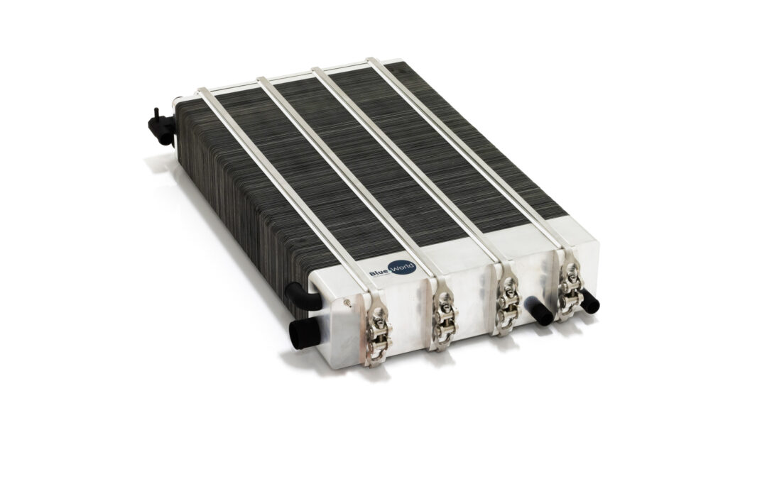 Blue World Technologies fuel cell stack